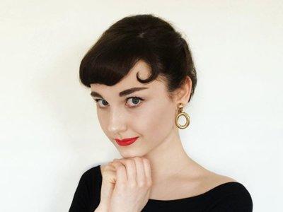 El Instagram que demuestra que emular a Audrey Hepburn (y que te confundan con ella) es posible