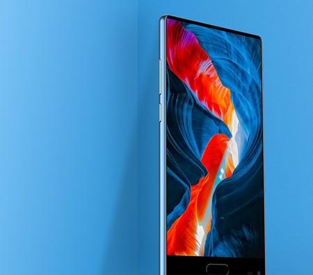 """Ulefone Mix, otro clon del Mi Mix que se apunta a las """"pantallas sin marcos"""""""