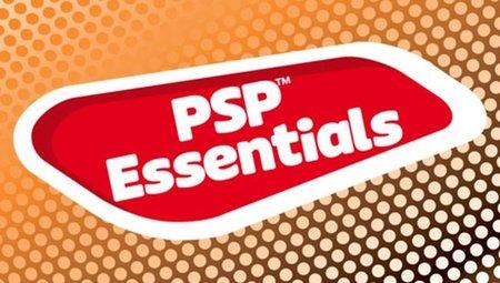 Llega la línea económica PSP Essentials
