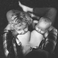 Las más preciosas fotos de lactancia para celebrar la Semana Mundial de la Lactancia Materna