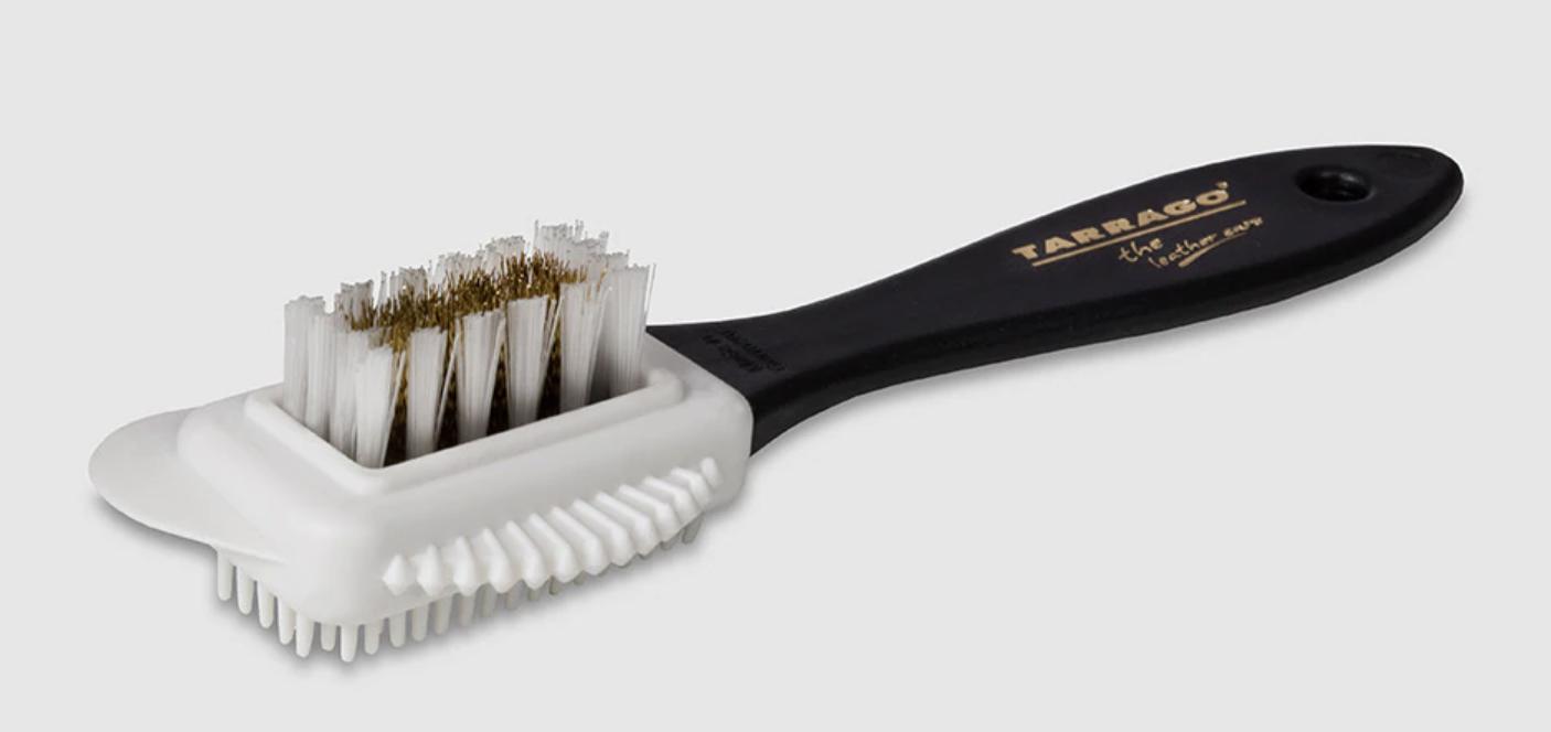 Cepillo de limpieza Tarrago para ante y nobuck.