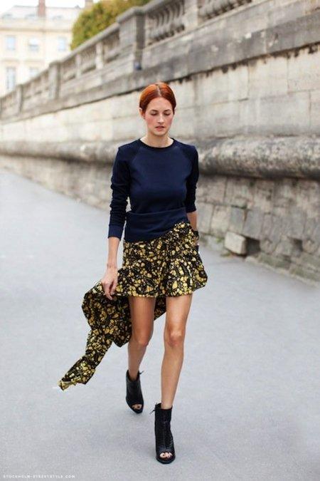 Vestidos con falda asimétrica: todas los llevan, todas los quieren ¿Te apuntas a esta moda?