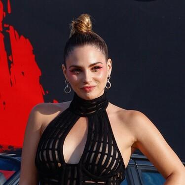 Andrea Duro sorprende al más puro estilo Kardashian en el estreno de Xtremo, la nueva película de Netflix