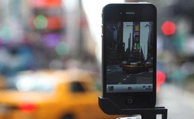Glif, monta tu iPhone en un trípode