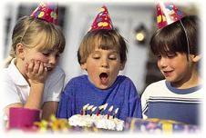 Los cumpleaños infantiles salen caros