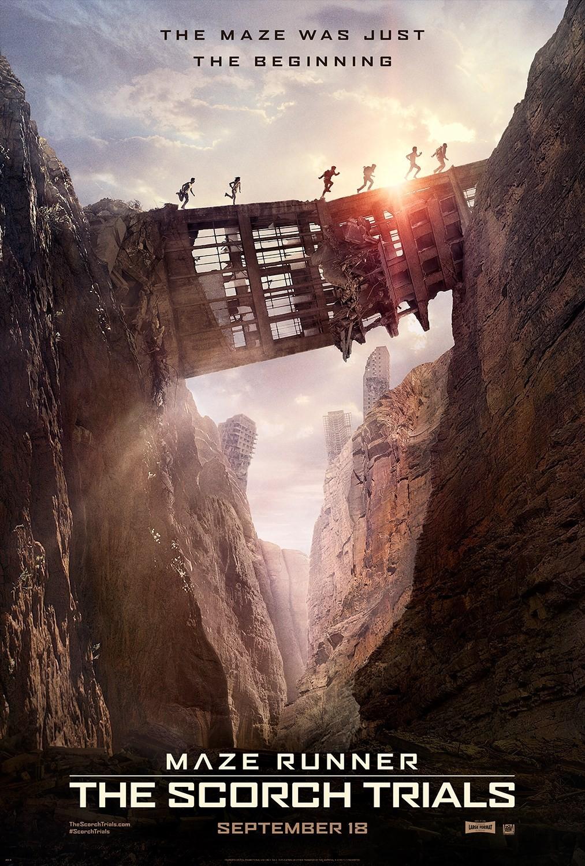 Foto de Todos los carteles de 'El corredor del laberinto: Las pruebas' (1/11)