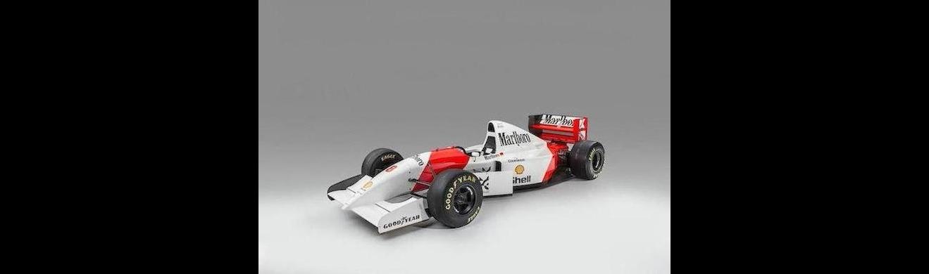Foto de McLaren MP4/8A 1993 (29/29)