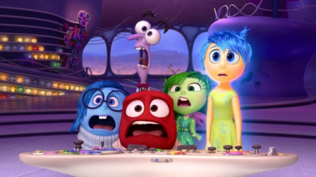 Inside Out Pelicula