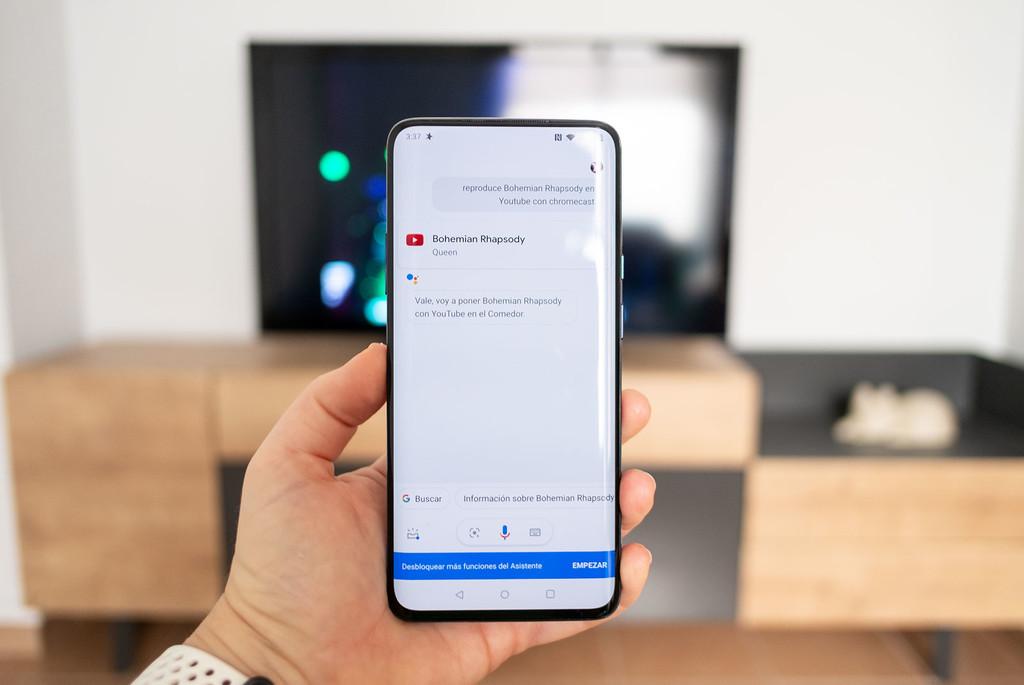 Cómo manejar Chromecast desde Google Assistant con la voz