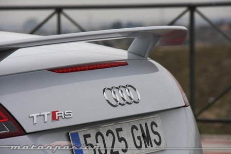 Audi TT RS Plus, 360 CV de puro rumor