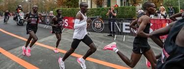 ¡Kipchoge revienta el crono! Así ha corrido una maratón en menos de dos horas y ha conseguido un nuevo récord