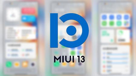 Nuevas imágenes filtradas de MIUI 13 nos muestran como será su diseño y sus renovados widgets