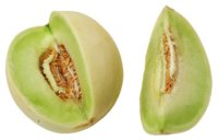 El melón: una buena fuente de potasio