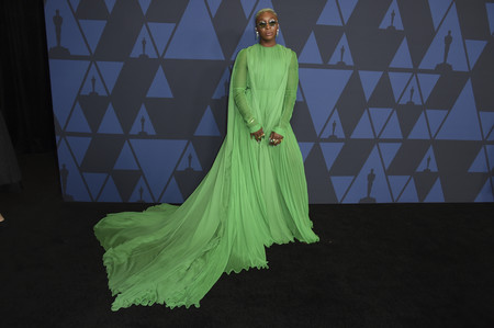 Cynthia Erivo Governors Awards 2019