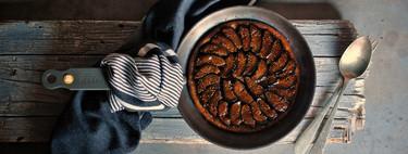 Cómo hacer una deliciosa tarta Tatin de higos (o brevas): receta para triunfar