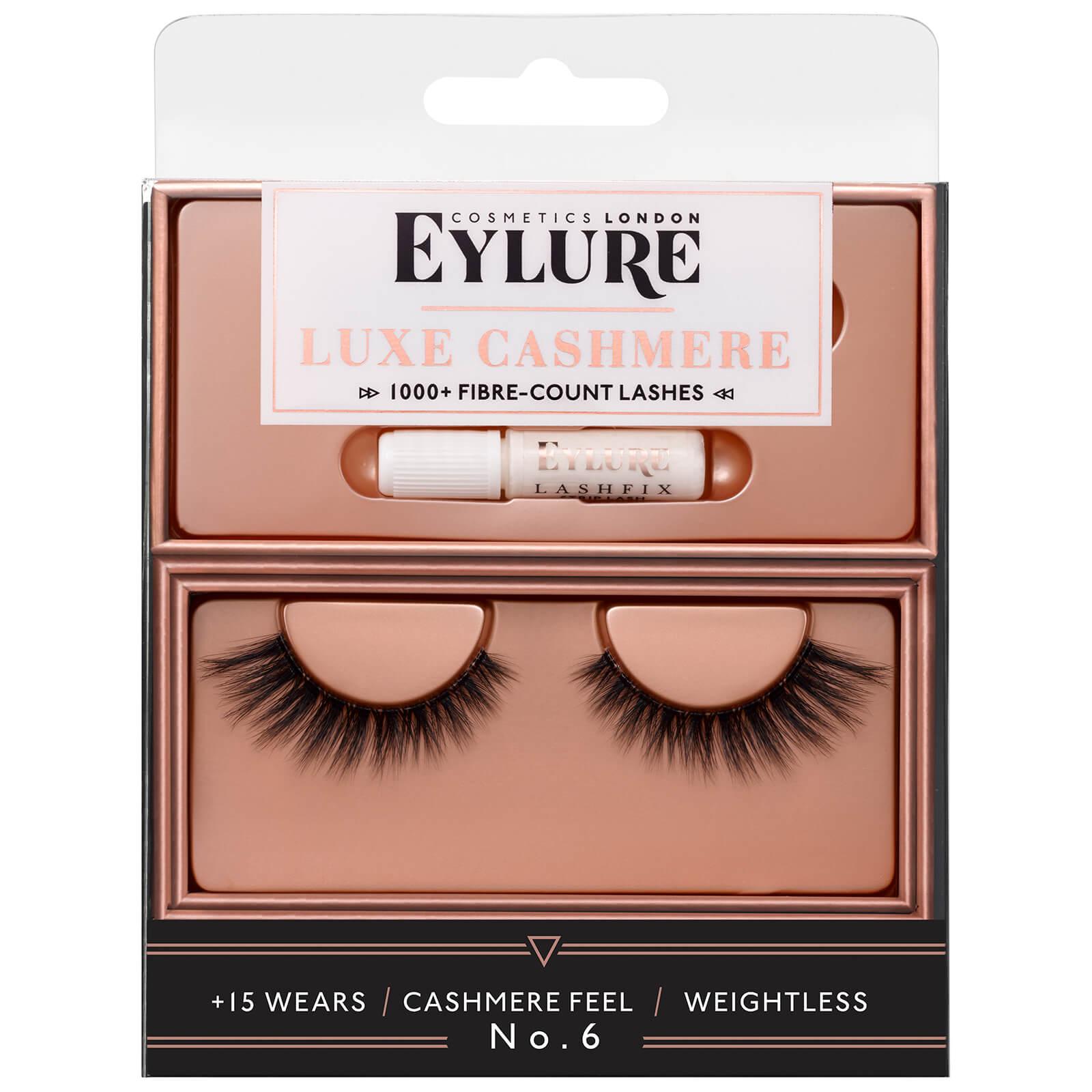 Pestañas postizas Luxe Lashes Cashmere No.4 de Eylure