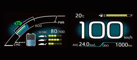 Autonomia Bateria Toyota Hibrido Tcm 1014 1226477 212884