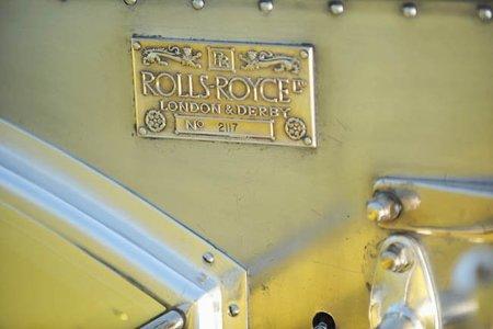 Cartier Rolls Royce