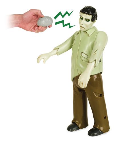 Zombie a radio control