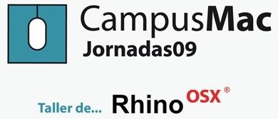 Jornada CampusMac de Rhino 3D, este jueves en Barcelona