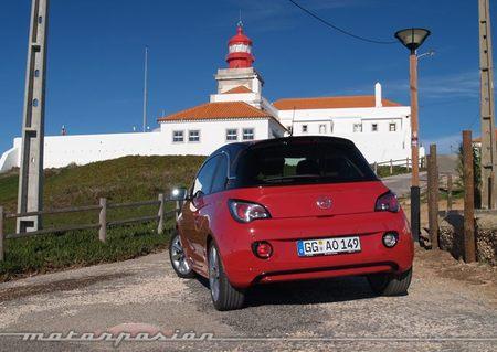 Opel Adam presentación en Lisboa 05
