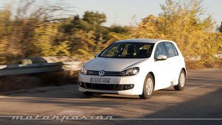 Volkswagen Golf Bluemotion 1.6 TDI, prueba (conducción y dinámica)