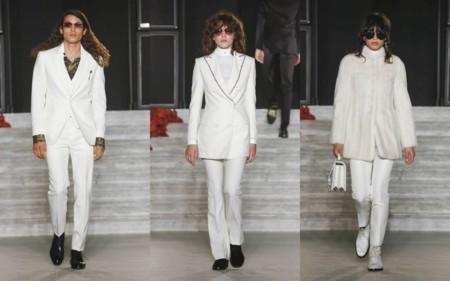 Justin Oshea Brioni Debut Haute Couture Fashion Week Runway Show 1