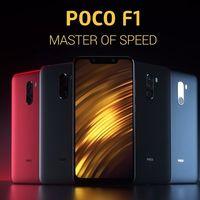 Xiaomi Pocophone F1 de 128GB por sólo 299,99 euros y envío gratis en eBay