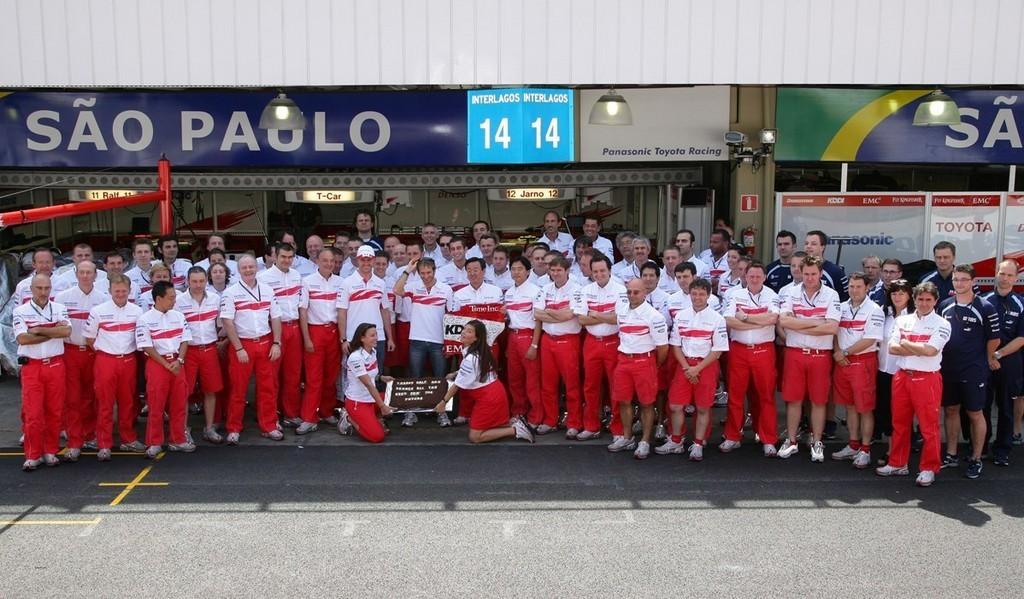 Foto de Toyota F1 2007 (1/6)