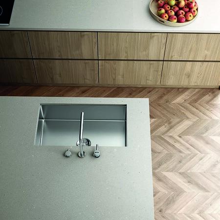 Silestone Kitchen Loft Camden Detalle Lr