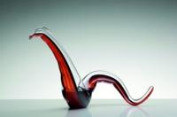 Magnífico decantador de vino en forma de dragón por Riedel