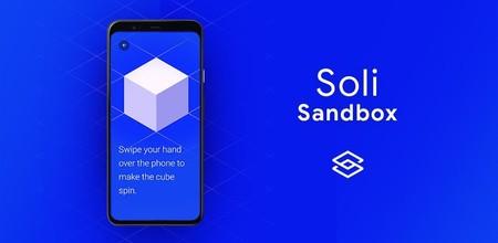 Google lanza Soli Sandbox para los Pixel 4: una aplicación de experimentos para impulsar Motion Sense
