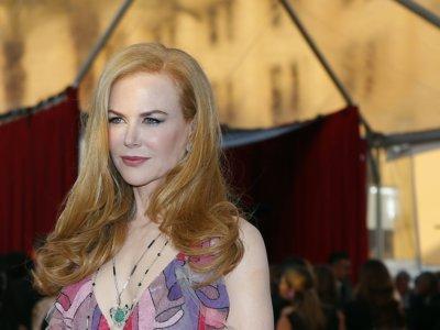 Nicole Kidman no termina de convencer con su Gucci en los SAG Awards 2016