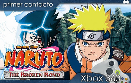 'Naruto: The Broken Bond': primer contacto