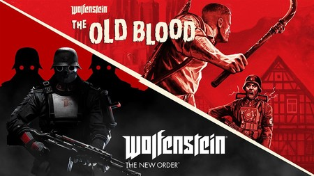 ¿Empezaste Wolfenstein por la secuela? La edición física de  The Two Pack llegará en mayo a Xbox One y PS4