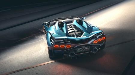 Lamborghini Sian Roadster 2021 17