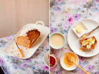 Paseo por la gastronomía de la red: Al rico pan casero