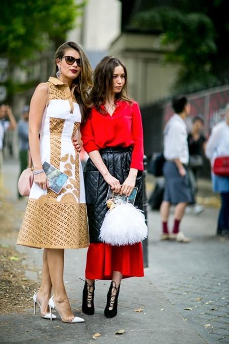 Streetstyle en París: descubre las tendencias de moda que llevan las que más entienden de esto