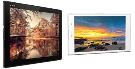 Z4 tablet o Z3 compact, ¿cuál es el mejor tamaño de tablet para llevarnos de vacaciones?