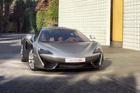 McLaren 570S, el rival del Porsche 911
