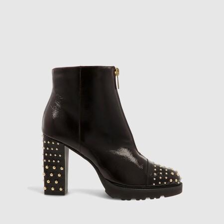 Botin Rotaninotp Pantera Natural Zapatos Mujer Online
