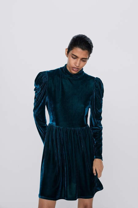 Zara Black Friday 2019 Vestido 01