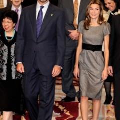 Foto 3 de 10 de la galería la-princesa-letizia-en-los-premios-principes-de-asturias en Trendencias