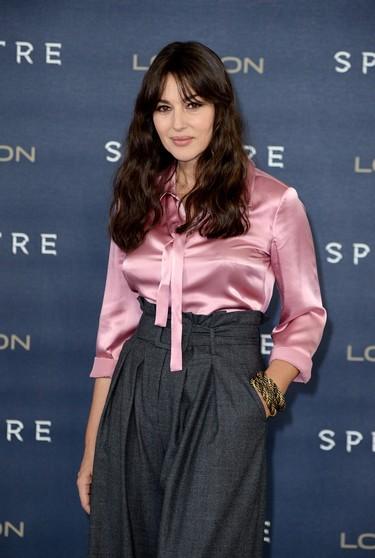 Monica Bellucci, la 'working girl' de James Bond