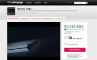 Ubuntu Edge: 3,5 millones recaudados en 24 horas, nueva oferta [Actualizada]