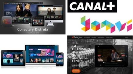 TotalChannel, Yomvi, Magine y Go de Movistar TV, conoce sus detalles en esta comparativa