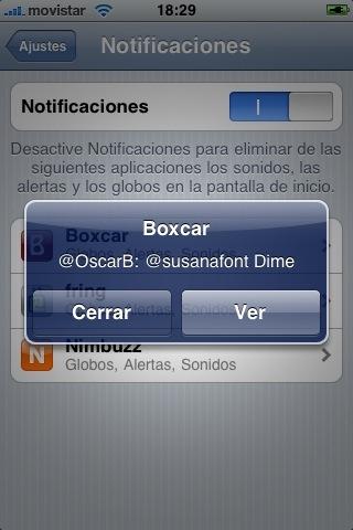 El problemas de las notificaciones en el iPhone