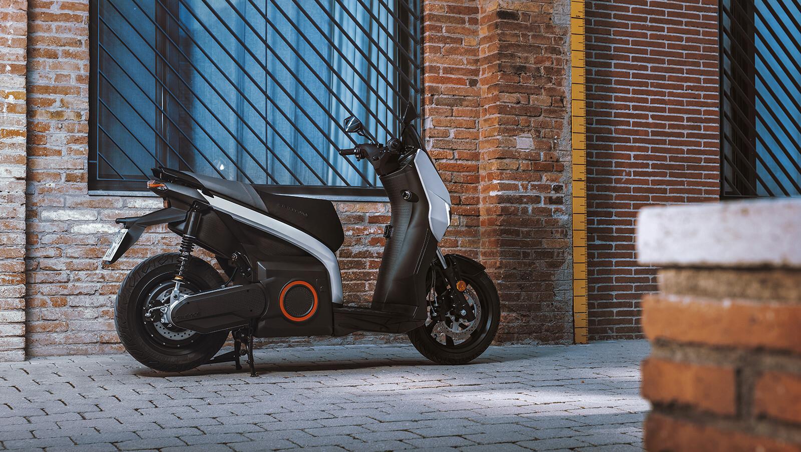 Foto de SEAT MÓ eScooter 125 (30/81)