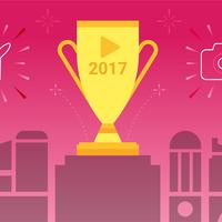 Estas fueron las mejores aplicaciones y juegos de Android en 2017, según Google