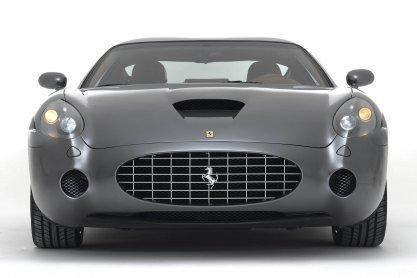 Ferrari 575 GTZ, fotos oficiales